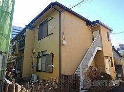コーポヤマモト[2階]の外観