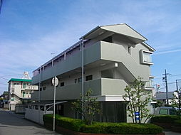兵庫県伊丹市瑞ケ丘1丁目の賃貸マンションの外観