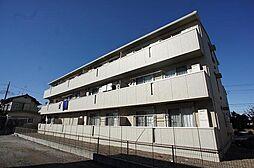 エクレールB[1階]の外観