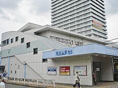 東村山駅(西武 新宿線)まで1811m、東村山駅(西武 新宿線)より徒歩約23分。