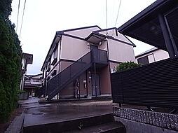 ルイーズ桃山[1階]の外観