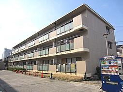 コーポ上町A棟[205号室]の外観