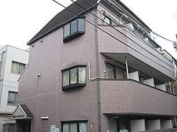 東京都三鷹市下連雀6丁目の賃貸マンションの外観