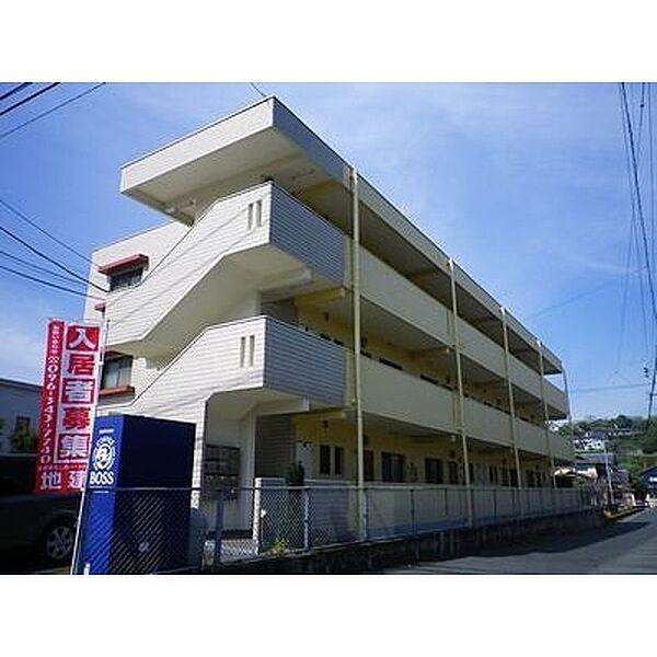 熊本県熊本市北区津浦町の賃貸アパート
