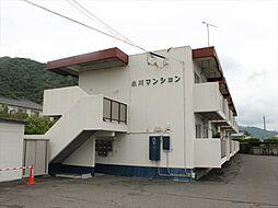 小川マンション[102号室]の外観
