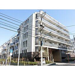 ザ・パークハビオ新宿[5階]の外観