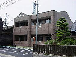 愛知県一宮市佐千原字屋敷の賃貸アパートの外観
