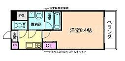 サムティ福島Libre[7階]の間取り