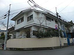 亀井ハウス[1階]の外観