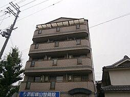 サザンベル岸和田[4階]の外観