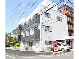 アパートメントザタマ[2階]の外観