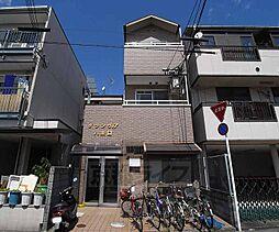 京都府京都市南区東九条東岩本町の賃貸マンションの外観