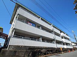 奈良県北葛城郡上牧町桜ケ丘1丁目の賃貸マンションの外観