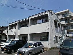 京屋ハイツ[1階]の外観