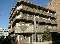 ギャラクシー白石[2階]の外観