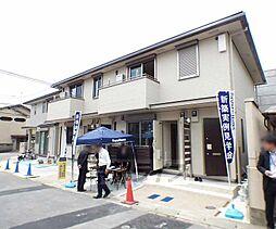 京都府京都市北区上賀茂荒草町の賃貸アパートの外観