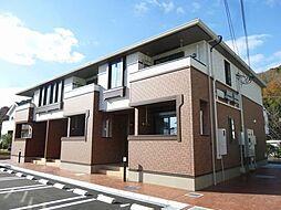 兵庫県赤穂市北野中の賃貸アパートの外観