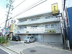 ハイネス加藤[2階]の外観