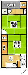 武庫川駅 1.9万円