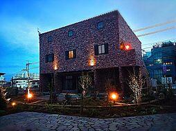 埼玉県富士見市大字水子の賃貸アパートの外観