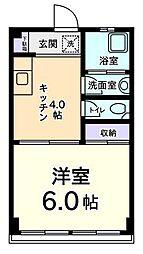 00546−0405[4階]の間取り