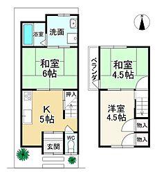 北大路駅 660万円