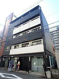 豊崎パークハイツ[4階]の外観