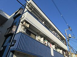 大阪府寝屋川市高柳6丁目の賃貸マンションの外観