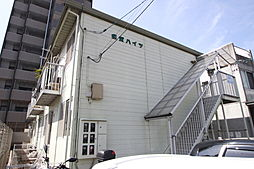 広島県廿日市市須賀の賃貸アパートの外観