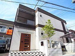 東京都江戸川区鹿骨5丁目の賃貸マンションの外観