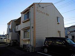 サンハイツ岩田 A棟[2階]の外観
