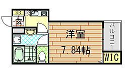 Fstyle寿町(エフスタイル寿町)[101号室]の間取り