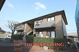 福岡県遠賀郡水巻町猪熊5丁目の賃貸アパートの外観