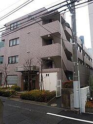 東京都新宿区北新宿1丁目の賃貸マンションの外観