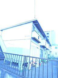 コーポ内田[2階]の外観