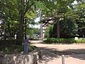良覚院丁公園へ...