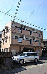静岡県静岡市葵区沓谷3丁目の賃貸マンションの外観
