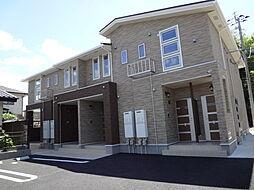 熊本市電B系統 新町駅 バス4分 筒口下車 徒歩4分の賃貸アパート