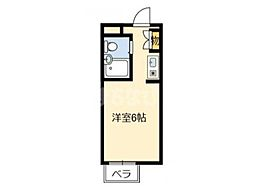 東京都江戸川区船堀7の賃貸マンションの間取り
