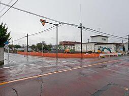 土地(西所沢駅から徒歩17分、125.26m²、2,780万円)