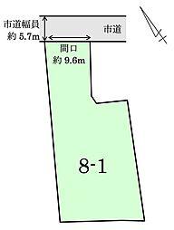 大字南柳町 売土地