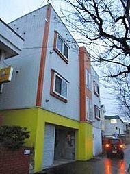 レーヴ清田[3階]の外観
