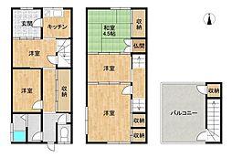 鶴橋駅 1,760万円