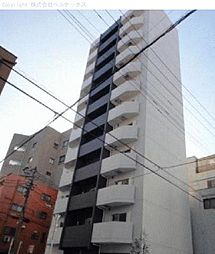 東京都江東区福住の賃貸マンションの外観