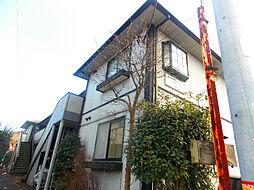 木曽呂ハイツA[1階]の外観