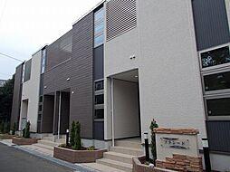 静岡県沼津市北園町の賃貸アパートの外観