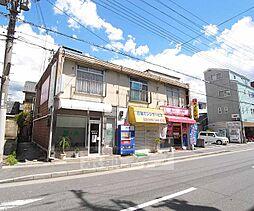 京都府京都市下京区西七条御領町の賃貸アパートの外観