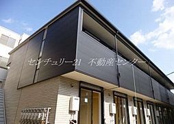 JR山陽本線 岡山駅 徒歩22分の賃貸アパート