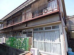 鈴亀荘[8号室号室]の外観