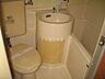 トイレ,1K,面積19.89m2,賃料2.5万円,バス くしろバス住吉郵便局下車 徒歩3分,,北海道釧路市住吉2丁目
